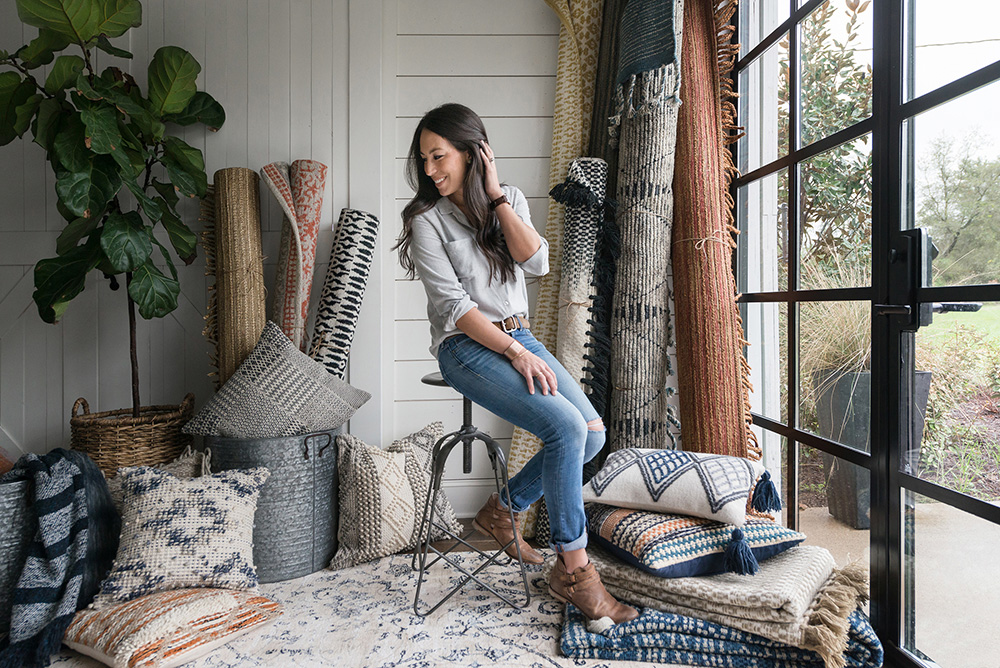 Magnolia Home Carpets by Joanna Gaines
