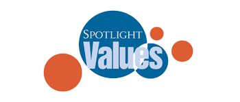 Spotlight Values Logo